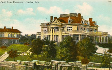 hannibal mo bed and breakfast rockcliffe mansion contact information and reviews