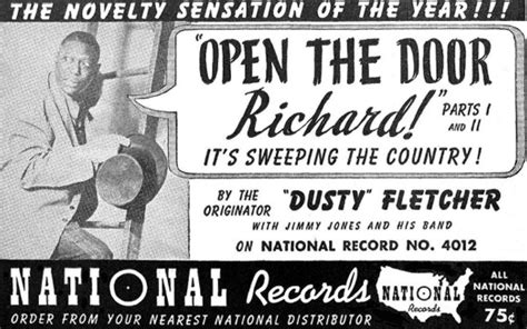 Open The Door Richard by The Vocal Harmony Web Site Record Of The Week