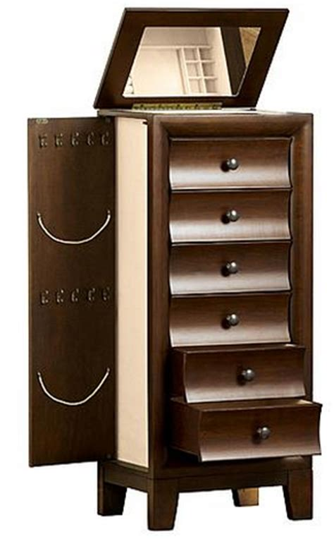 jewelry armoire on sale beautiful jewelry armoires on sale now at sears great