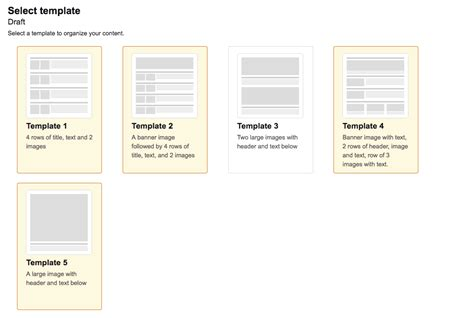 Enhanced Brand Content Templates Amazon Enhanced Brand Content How To Improve Product Listings