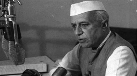 biography of nehru a quintessential man