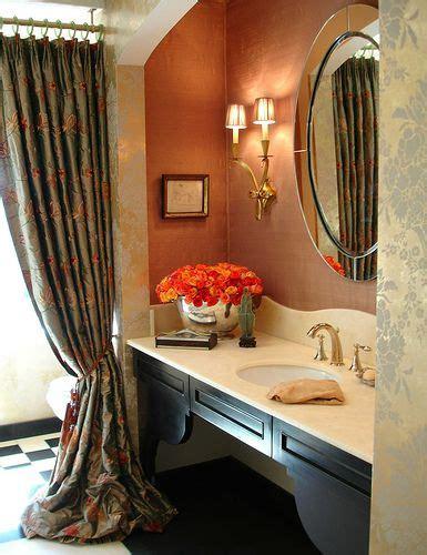 feminine bathroom ideas  pinterest guest bath