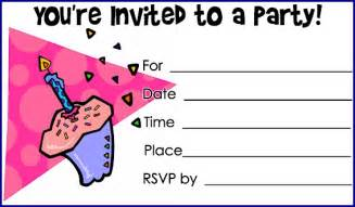 deco free printable invitations invitations ideas
