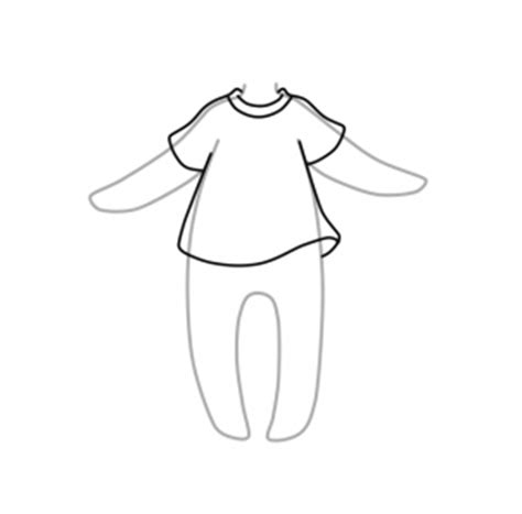 How To Draw Chibi Boy Clothes Free How To Draw Chibi Clothes Step By Step Chibis Draw by How To Draw Chibi Boy Clothes Free
