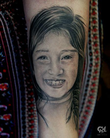 photo realism tattoo artist dallas capone tattoonow