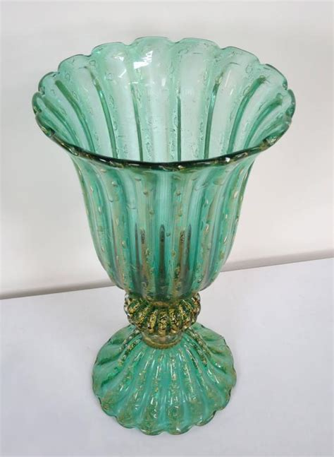 emerald green table l emerald green murano table l for sale at 1stdibs