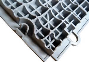plastic subfloor for basement thermaldry 174 tiled basement sub floor matting
