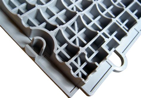 raised floor systems for basements thermaldry 174 tiled basement sub floor matting