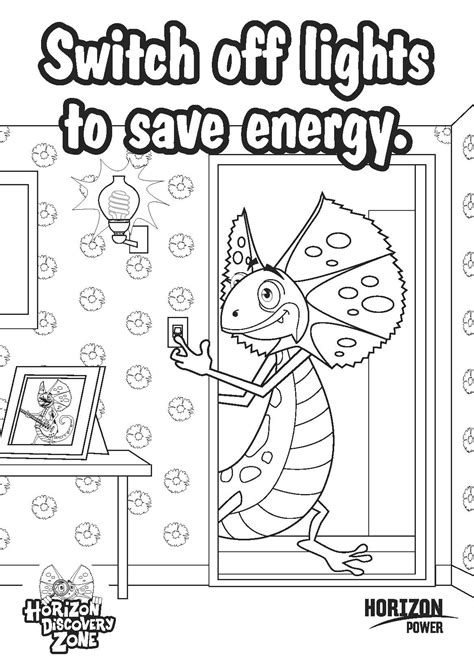 free coloring pages of save the water