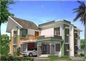 Home Exterior Design Models by Kerala House Plans 2 15 Keralahouseplanner