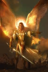 prayer to archangel michael when battling depression