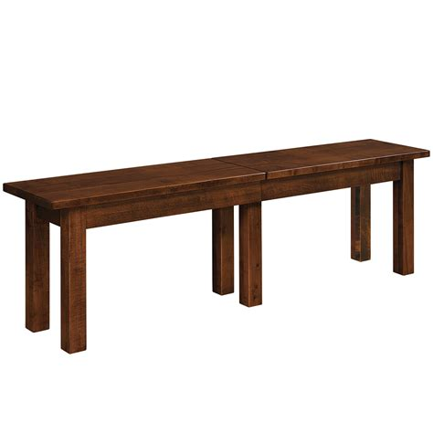 park bench restaurant tinley park dining bench amish dining set with bench