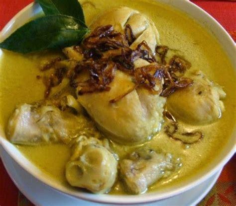 Minyak Kemiri Raihan resep membuat opor ayam kuning spesial lebaran