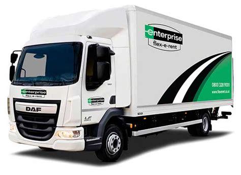Box Rental Bristol - box truck hire enterprise flex e rent