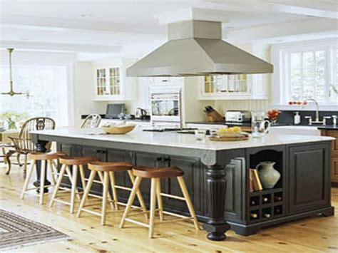Kitchen Island Drop Leaf large kitchen designs very large kitchen islands large