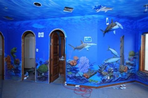 beach  ocean themed rooms themed bedrooms ocean