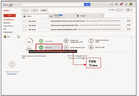 citra az zahra blog  membuat email gmail
