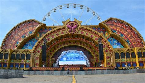 Atlanta Home Decor by Tomorrowland 2014 Gigant Stage