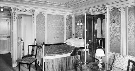 veranda yapä mä class suite bedroom b58 historia titanic