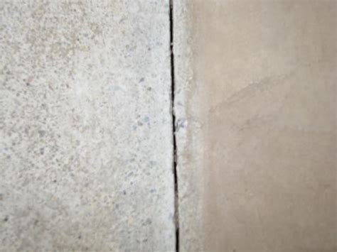 Basement: Types of Concrete and a Center Seam Question