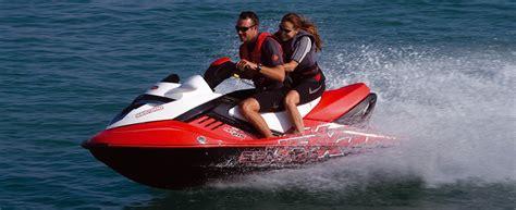 waterscooter vaarbewijs waterscooter varen jetski varen