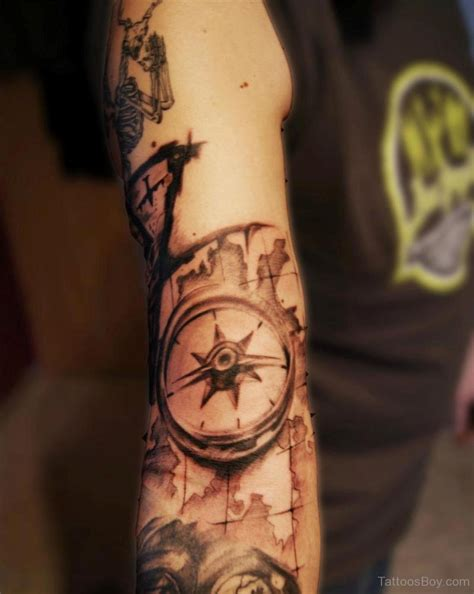 map tattoos map tattoos designs pictures