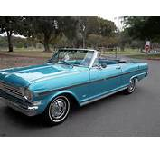 Check Out Images Of The 1963 Chevy Nova SS Convertible Below