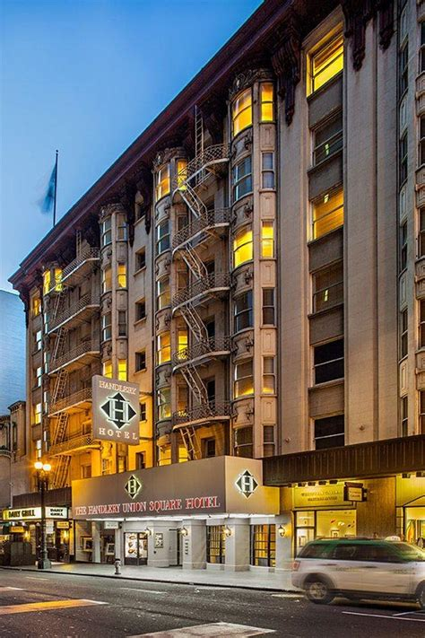 hotel union square handlery union square hotel san francisco ca updated