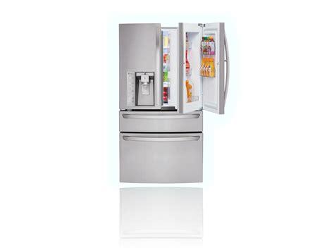 Lg Door In Door Fridge by Lg 4 Door Door Refrigerator With Customchill Drawer
