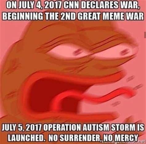 War Meme - far right unites in meme war against cnn