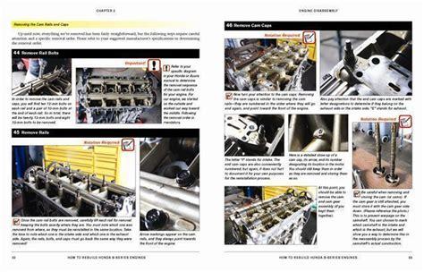 As Roda Honda B Series Manual honda b series engines rebuild shop manual civic acura