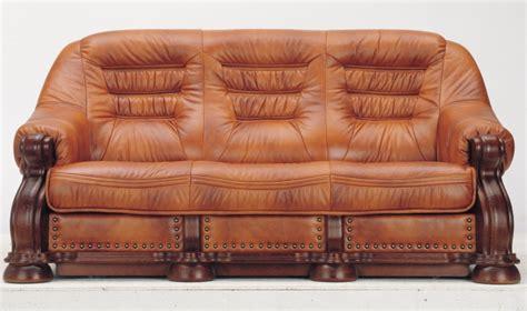 carved wood leather sofa european wood bottom carved cowhide people sofa 3d models