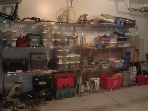 Garage Shelving Material List Shelving What Are The Proper Materials And Method To