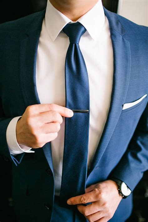 Best 25  Navy wedding suits ideas on Pinterest   Navy blue