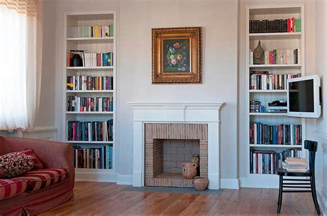 librerie stile inglese armadi e librerie