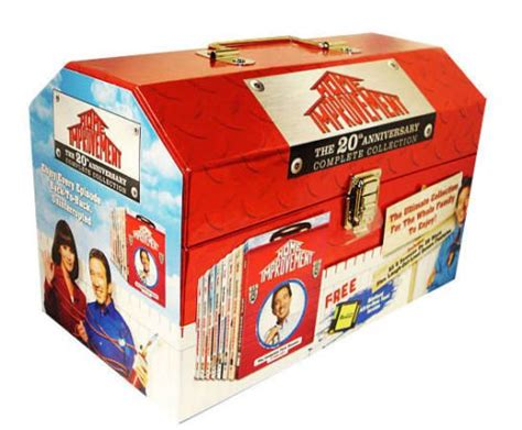 home improvement complete series seasons 1 8 box set dvd