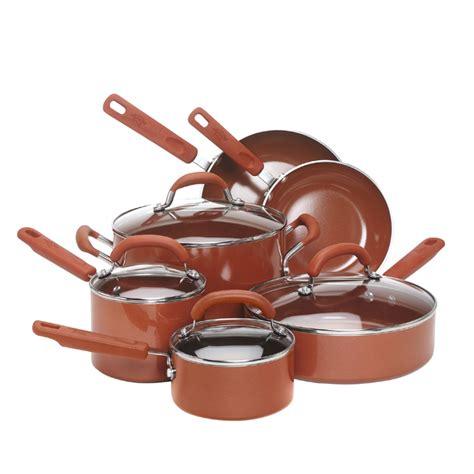 Set Greenflow earth pan 2 ii 10 pc cookware set w sand flow go green ebay