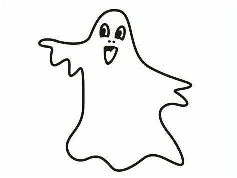 coloring pages ghost ghost kids coloring pages coloring home