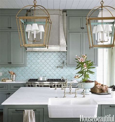 urban grace interiors 21 awesome designs of fish scale tile messagenote