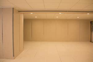 Insulated Basement Wall Panels Installed Insulated Subfloor Installation Fairport Basement Floor