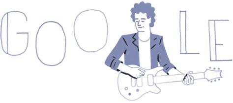 doodle de hoy en gustavo cerati aparece en el doodle de hoy taringa