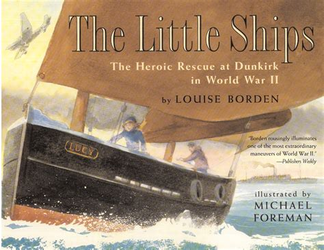 the little ships a the little ships book by louise borden michael foreman official publisher page simon