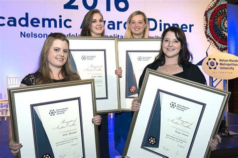 Mba At Nmmu by Nmmu Top Achievers Honoured