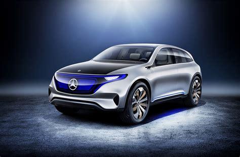 Mercedes Tesla Mercedes Reveal Concept Suv To Rival Tesla Servicing