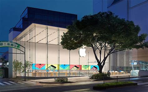 apple omotesando apple to open several new japanese stores in 5 years