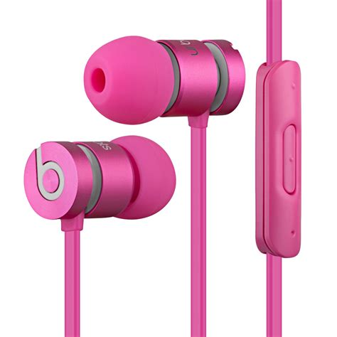 Headset Earphone Beats With Mic beats by dr dre urbeats in ear headphones with in line mic and volume ebay