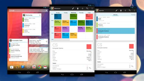 organizer for android timetable is a personal organiser designed for students lifehacker australia