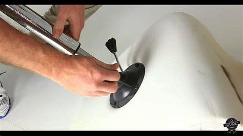 Reparer Verin Tabouret De Bar by Le Guide Du Meuble Comment D 233 Monter Un Verin S01 Ep03