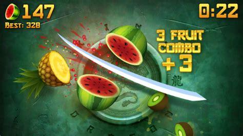 fruit ninja mod apk   android  file
