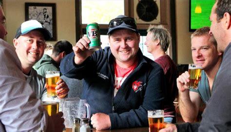 study wine  australias top drop  beer wins